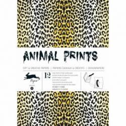 Geschenk- und Kreativpapier Buch Vol. 29 - Animal Prints