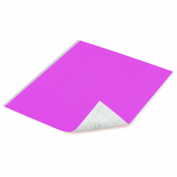 Duck Tape Sheet - Funky Pink