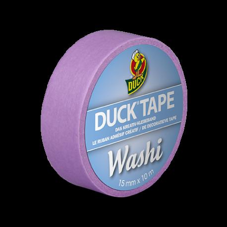 Duck Tape Washi - Bright Purple
