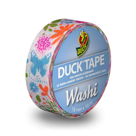 DUCKTape Neon Nature 15mmx10m