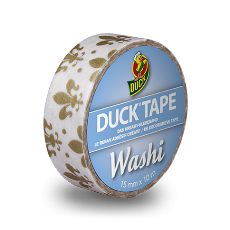 Duck Tape Washi - Golden Lily