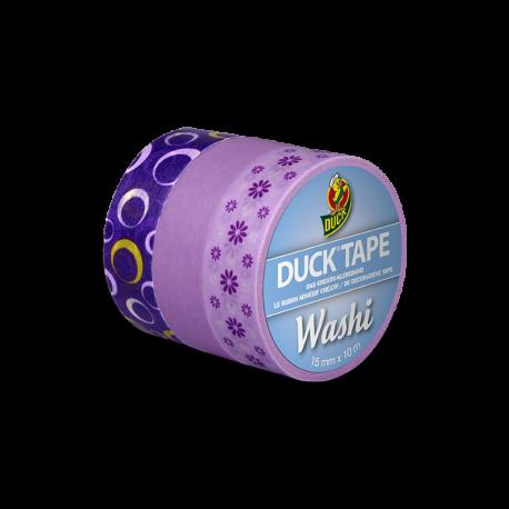 DUCKTape Set 1 Washi 3x15mmx10m