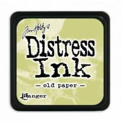 Tim Holtz distress mini ink old paper