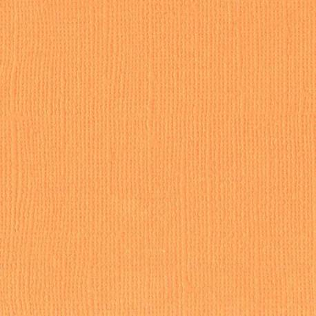 "Florence cardstock texture 12x12"" 216gram peach"
