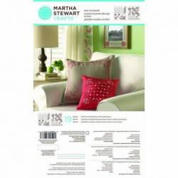Martha Stewart Schablone medium bandana paisley
