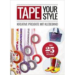 DUCK Tape Buch - Tape Your Style