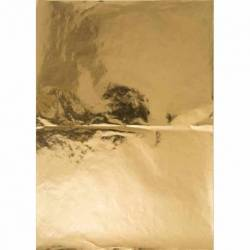 Decoupage SB PAPER PATCH HOT FOIL, GOLD