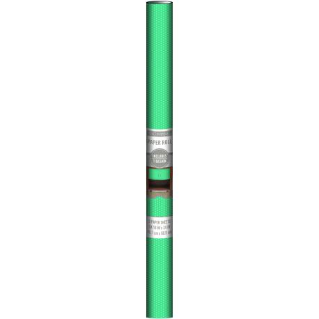 K&Company Papierrolle 45,7x60,9cm x3 teal dot