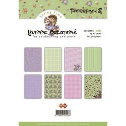 Yvonne Creations - Spring Time - Paperpack 2