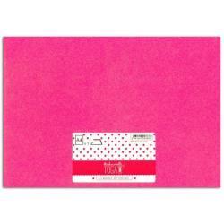 Bügelfolie Glitter sheet A4 Pink fluo