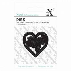 Mini-Stanzschablone (1Stk) - Love You Herz