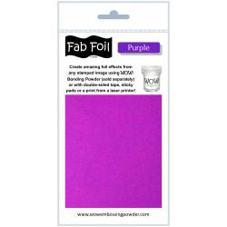 Wow Fab Foil - Purple