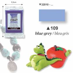 Cernit Number one 56g blau-grau