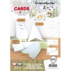 Figure Cards 3 - weiß