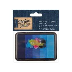 Schattierend Pigment Ink Pad (5pk) - Denim Blue