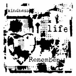 """Template 6x6"""" 15x15cm life remembered"""