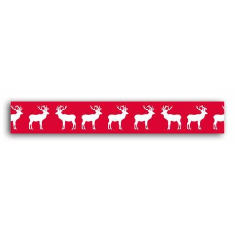 Washi Tape - Scandinavian Reindeer