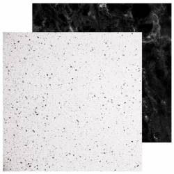 """Kaiser Craft Basecoat 4 - double-sided 12x12"""" speckled"""