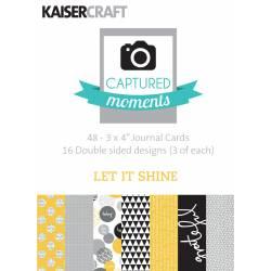 Kaiser Craft captured moments - let it shine