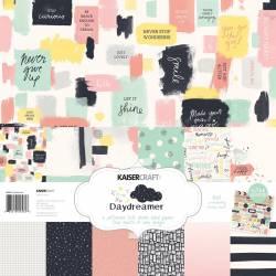 """Kaiser Craft paper pack 12x12"""" Daydreamer"""