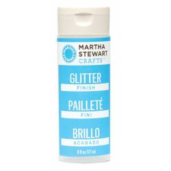 Martha Stewart - Glitter Finish 177ml