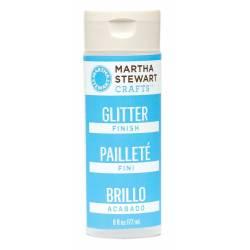 Martha Stewart - Glitter Finish 177ml