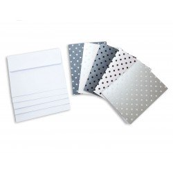 Darice Core' dinations cards and envelopes x40 sets