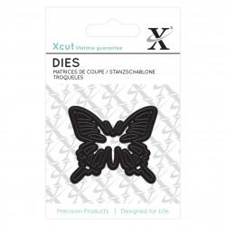Mini-Stanzschablonen (1Stk) - Schmetterling