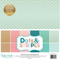 Gold Foil 12x12 Inch Collection Kit (DS16007)
