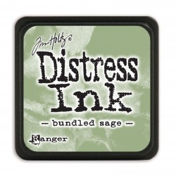 Tim Holtz distress mini ink bundled sage