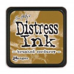 Tim Holtz distress mini ink brushed corduroy