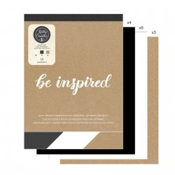 American Crafts Kelly Creates project pad x15
