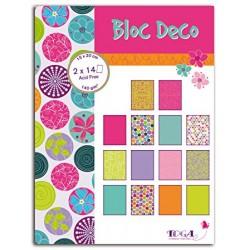 Toga Bloc Deco A5 - Sweet Pea Pad