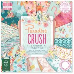FSC 6x6 Inch Paper Pad Paradise Crush