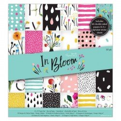 In Bloom 12x12 Inch Paper Pad (PMA 160271)