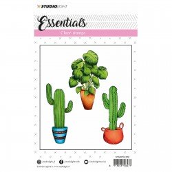 Studio Light Clear Stamp A6 Essentials Nr.308
