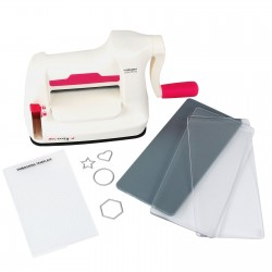 Vaessen Creative Cut Easy Mini Maschine Starterkit