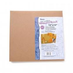 Memory Book 30,5x30,5cm Kraft Paper