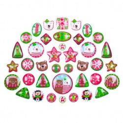 BENNI & BRUNO Mini Sticker Weihnachten