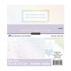 Holographic Dream 6x6 Inch Paper Pad (MPP0362)