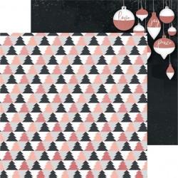 Kaisercraft paper 30,5x30,5cm Sparkle shiny