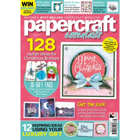 Papercraft Essentials UK Magazine / 166
