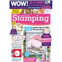 Creative Stamping UK Ausgabe / Issue 64