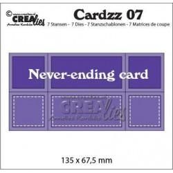 Crealies Create A Card Stanzschablonen no.3