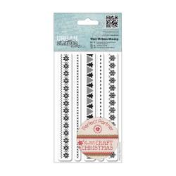 Tall Urban Stamp (5pcs) - Craft Christmas